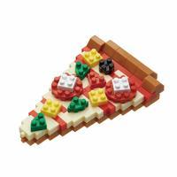 nanoblock: Food Series - Pizza