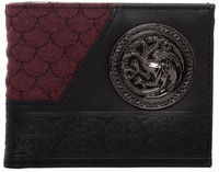 Game of Thrones: House Targaryan - Bifold Wallet