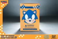 "Sonic The Hedgehog #1 - 3"" Boom8 Figure image"