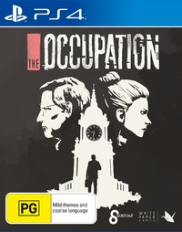 The Occupation for PS4