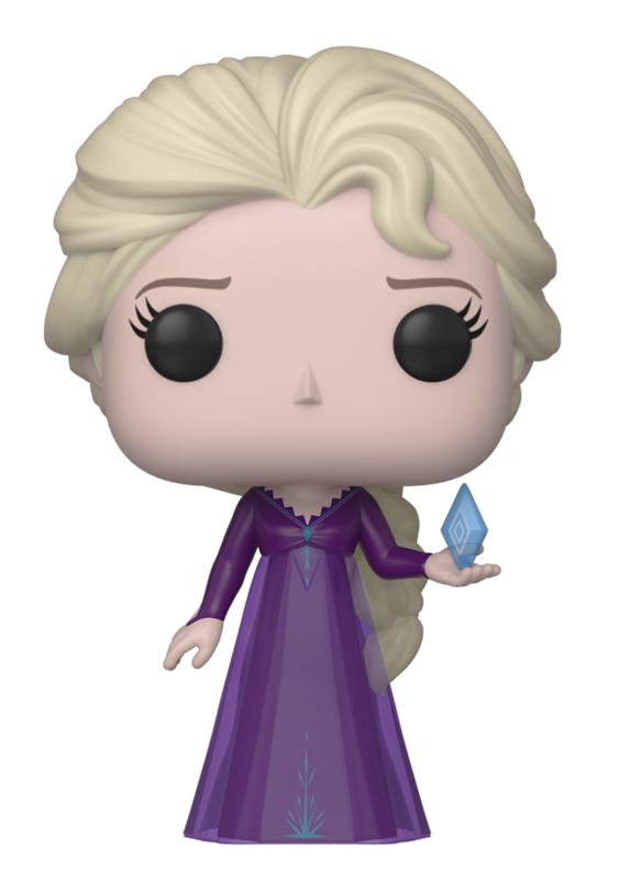 Frozen 2: Elsa (Nightgown) - Pop! Vinyl Figure