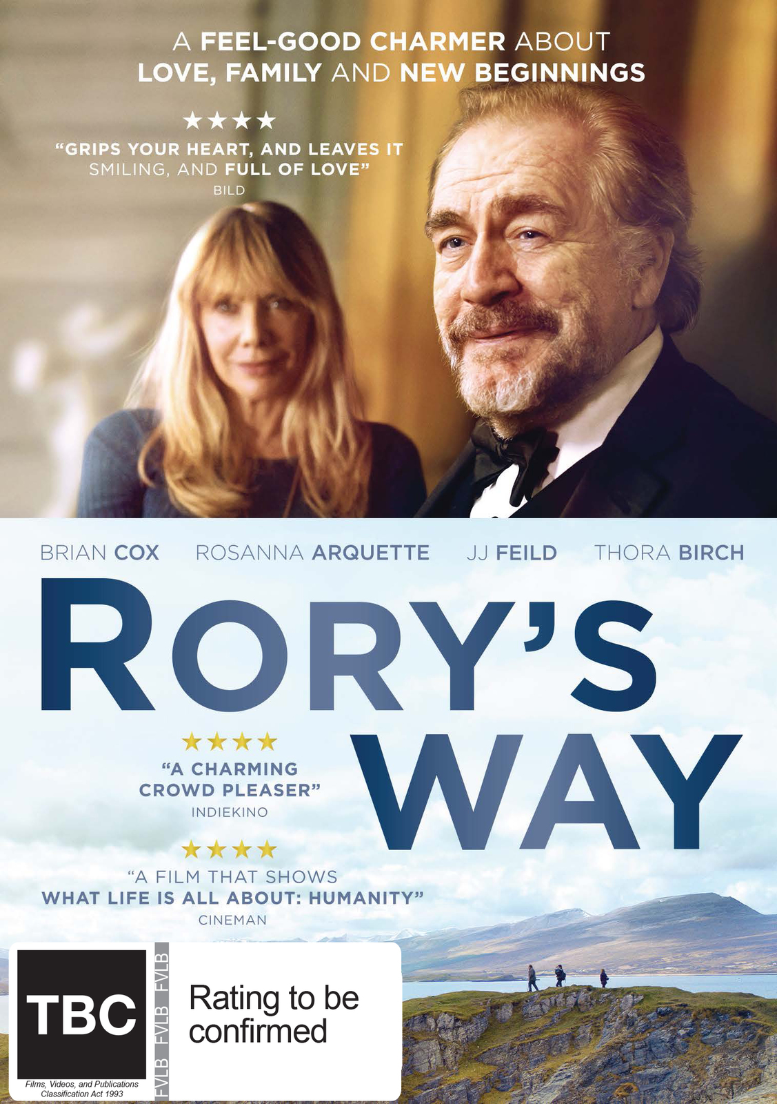 Rory's Way on DVD image