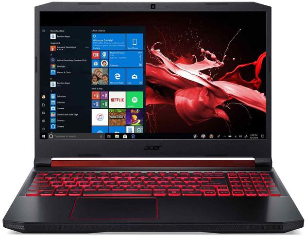 """15.6"""" Acer Nitro 5 i5 8GB 256GB SSD 144Hz Gaming Laptop"""