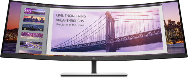 """43.4"""" OMEN S430c 3840x1200 60Hz 5ms Curved Ultrawide Monitor"""
