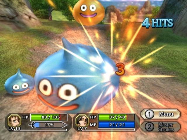 Dragon Quest: Swords for Wii image