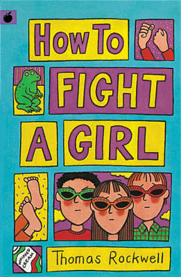 How to Fight a Girl by Thomas Rockwell image