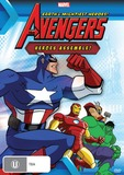 The Avengers: Heroes Assemble DVD