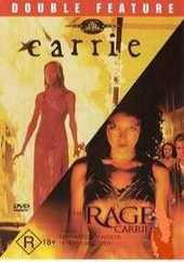 Carrie / Carrie 2 on DVD