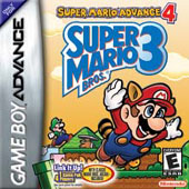 Super Mario Bros 3: Super Mario Advance 4 for Game Boy Advance
