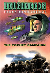 Roughnecks - The Starship Troopers Chronicles: The Tophet Campaign on DVD