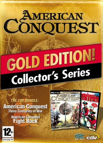 American Conquest Gold Edition for PC Games