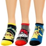 Pokemon Ankle Socks (3 Pack)
