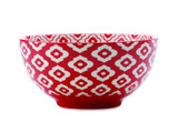 Christopher Vine Alcazar Bowl - Red Bold (15.5cm)