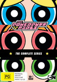Powerpuff Girls Classic Collection Limited Edition on DVD