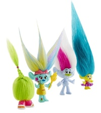 DreamWorks Trolls: Wild Hair - Figure Multi-Pack
