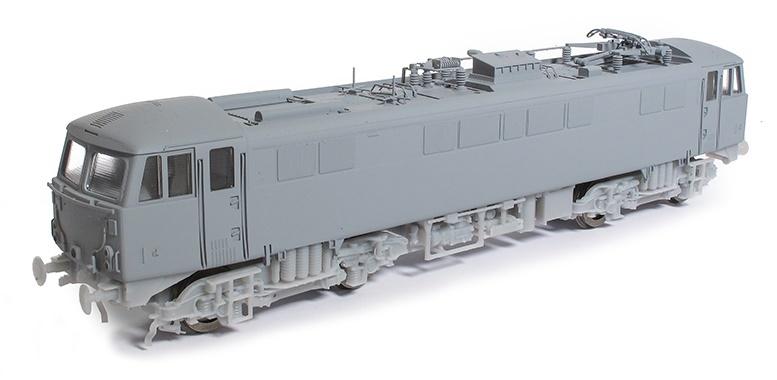 Hornby: BR Intercity Executive 'King Arthur' Class 87 87010 image