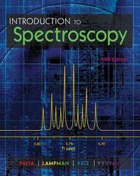 Introduction to Spectroscopy by James R. Vyvyan