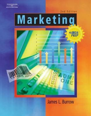 Marketing by James Burrow image