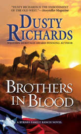 Brothers in blood by Dusty Richards