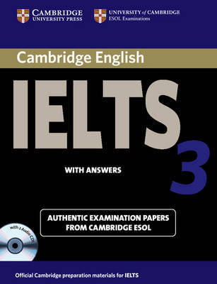 Cambridge IELTS 3 Self-study Pack: Examination Papers from the University of Cambridge Local Examinations Syndicate image