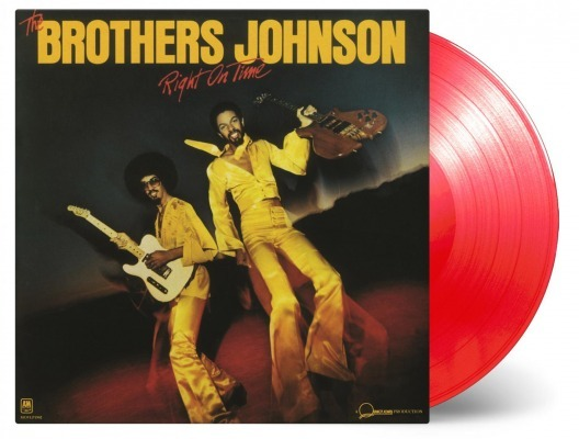 Right On Time by The Brothers Johnson image