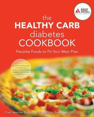 The Healthy Carb Diabetes Cookbook by Jennifer Bucko Lamplough