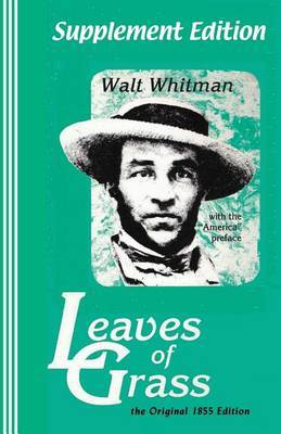 Supplement Edition by Walt Whitman