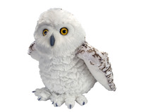 Cuddlekins: Snowy Owl - 12 Inch Plush