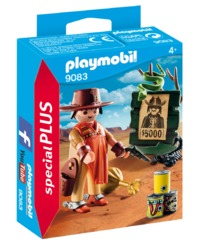 Playmobil: Special Plus - Cowboy with Wanted Poster (9083)