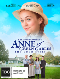 Anne of Green Gables: The Good Stars on DVD
