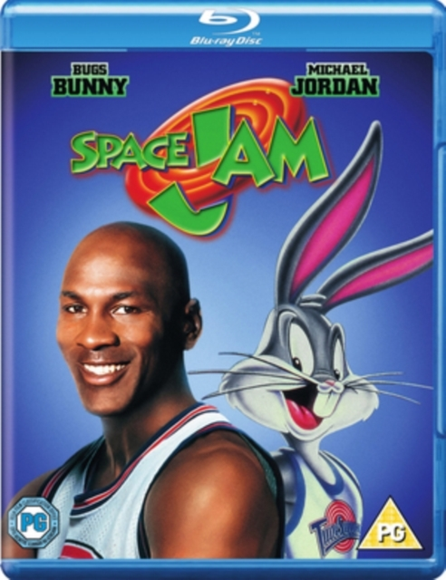 Space Jam on Blu-ray