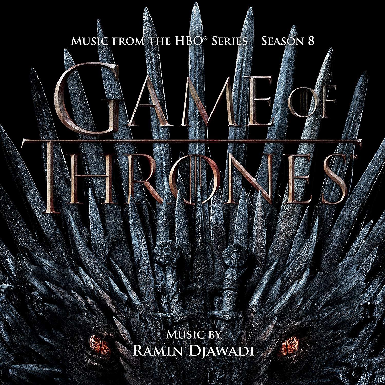 Game of Thrones - Season 8 (Music From The HBO Series) by Ramin Djawadi image