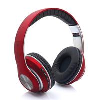 Ape Basics: Wireless Bluetooth Foldable Headset - Red