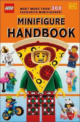 LEGO Minifigure Handbook by Hannah Dolan