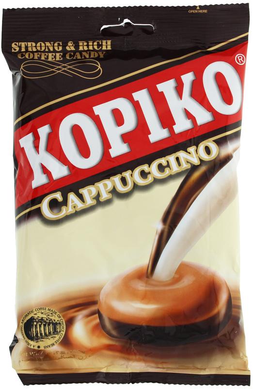 Kopiko Cappuccino Candy 120g 12pk
