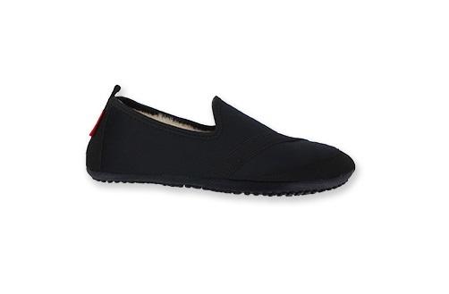 Fitkicks: Kozikicks Active Lifestyle Slippers - Black - (XL)