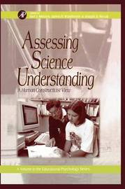 Assessing Science Understanding image