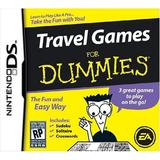 Travel Games For Dummies for Nintendo DS
