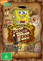 SpongeBob's Pest Of The West on DVD