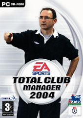 Total Club Manager 2004 for PC Games