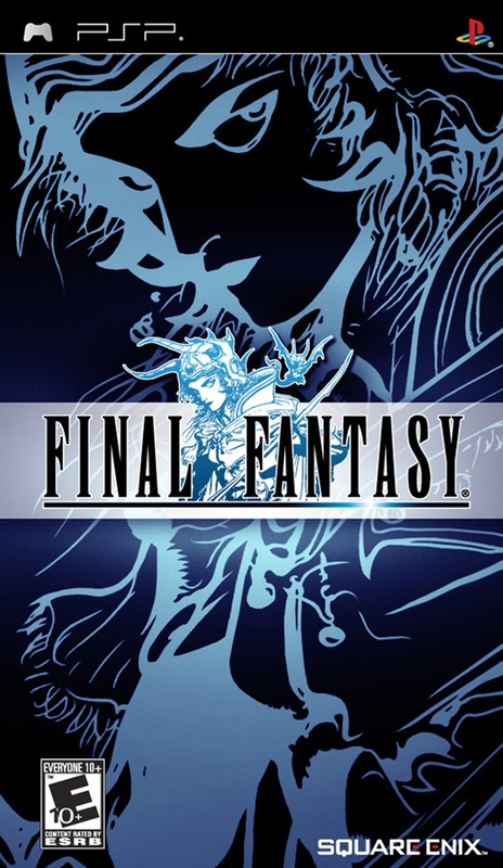 Final Fantasy I Anniversary Edition for PSP