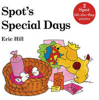 Spot's Special Days by Eric Hill image