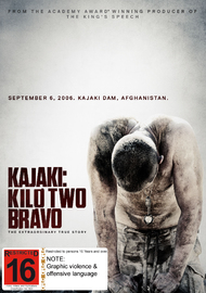 KAJAKI: Kilo Two Bravo on DVD