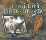 Prehistoric Dinosaurs 3D Sreensaver (Jewel case packaging) for PC Games