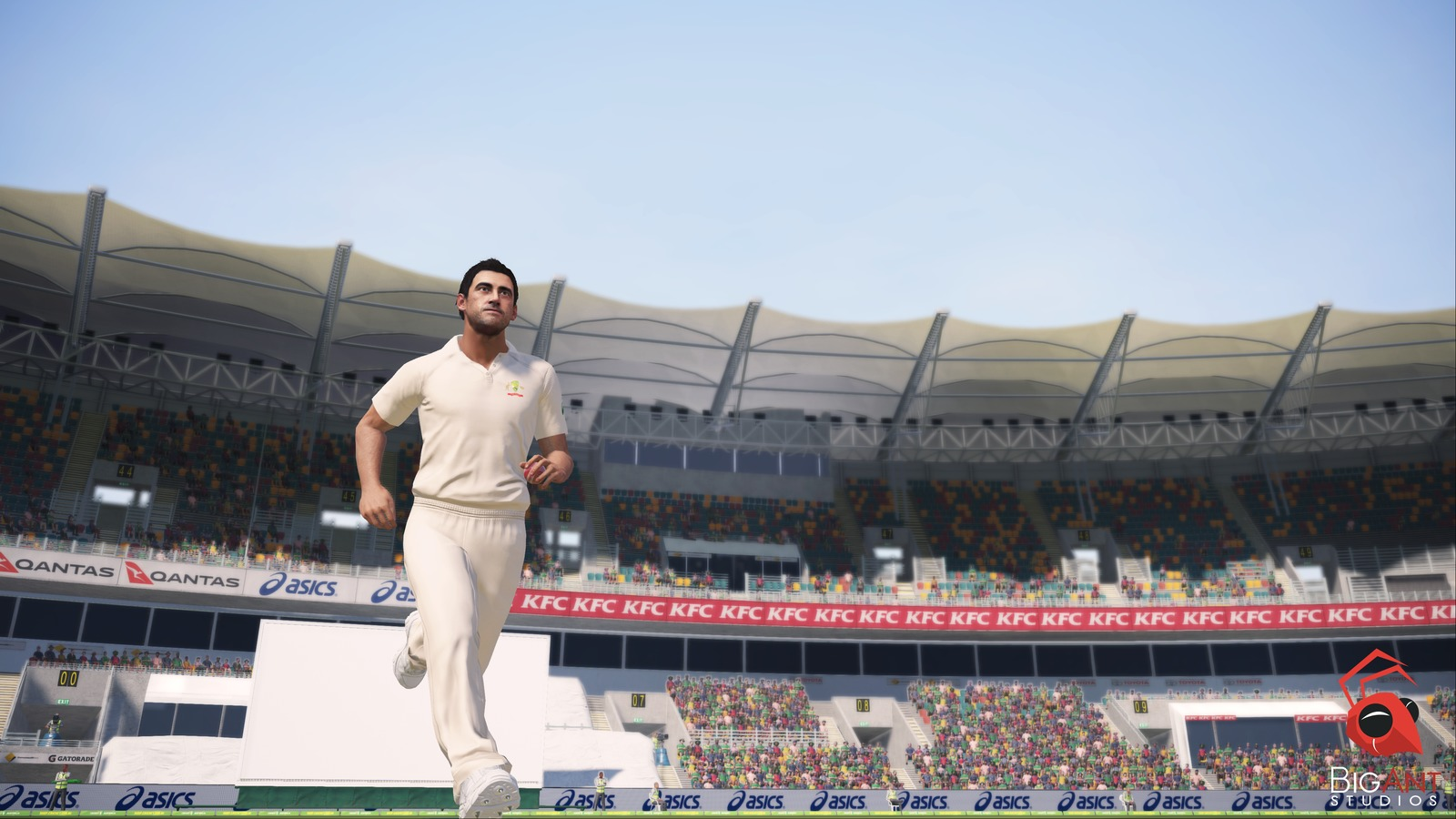 Ashes Cricket for PS4 image