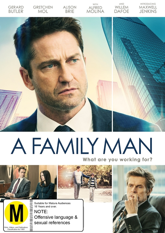 A Family Man on DVD