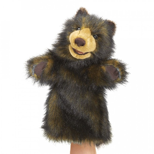 Folkmanis: Stage Puppet - Bear