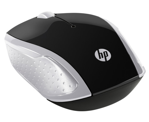 HP 200 - Wireless Mouse (Pike Silver)