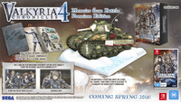 Valkyria Chronicles 4 Premium Edition for Nintendo Switch