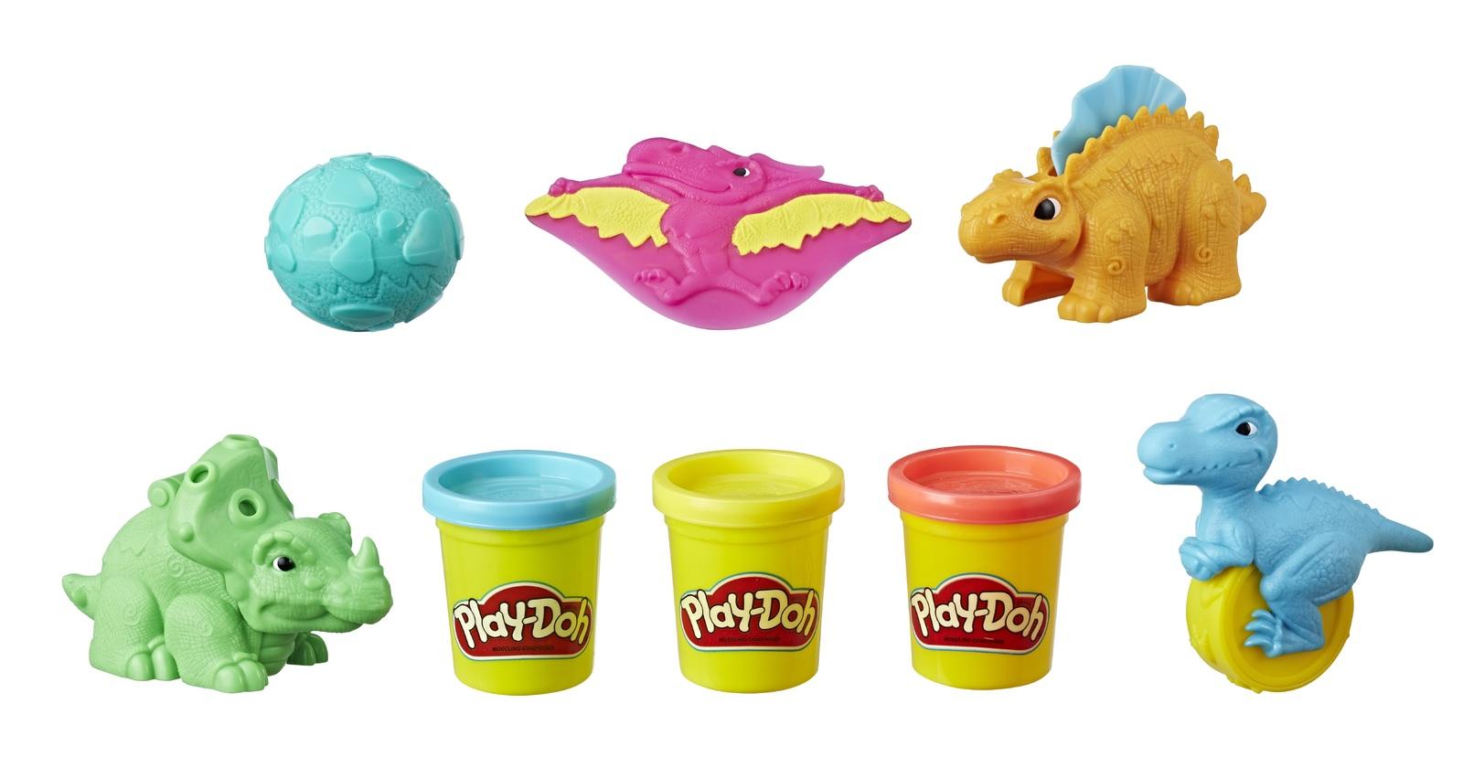 Play-Doh: Dino Tools - Creative Playset image